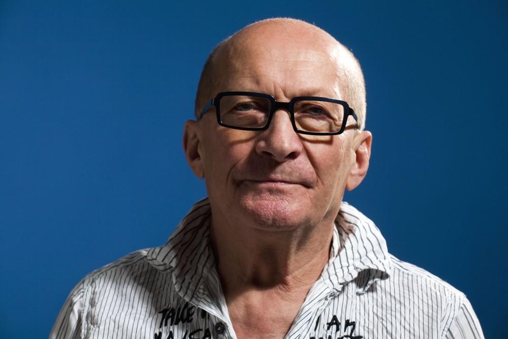 Pszoniak Wojciech wybitny aktor polski, 19/11/2010. fot. Woody Ochnio