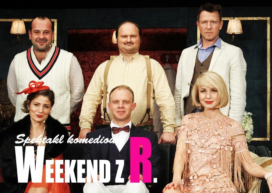 weekend z R